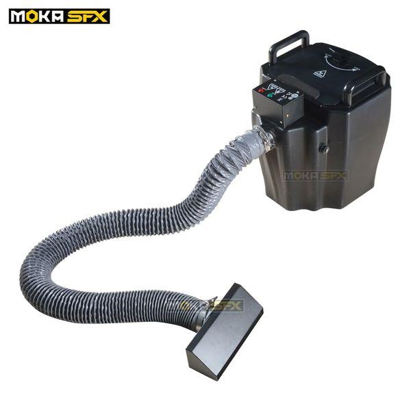 top popular Spain Stock No Tax 3500W Dry Ice Machine Stage Effect Low Lying Smoke Machine Fog Machine For Wedding Event Party 2021