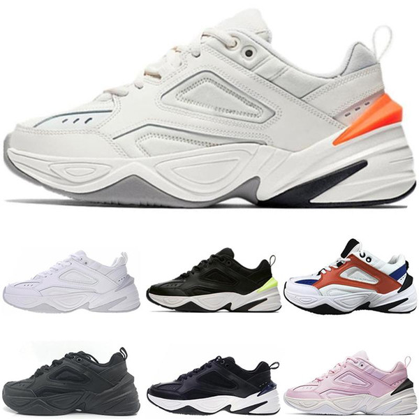a0e79b8b34 2018 NEW airs Monarch the M2K Tekno Dad Sports Running Shoes Off Top  quality Women Mens