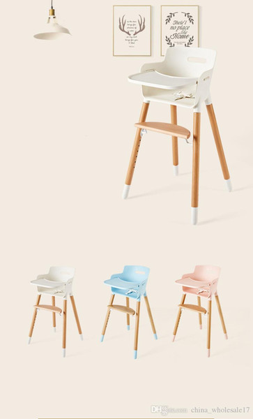 Enjoyable 2019 Soild Wood Baby High Chair Seat Adjustable Portable Baby Feeding Dining Table Chair Seating Children Kids Chair From Ytf2015 156 63 Inzonedesignstudio Interior Chair Design Inzonedesignstudiocom