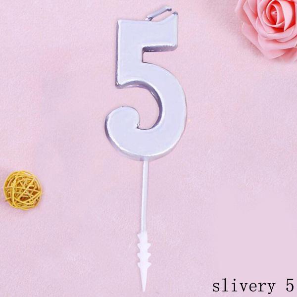 slivery 5