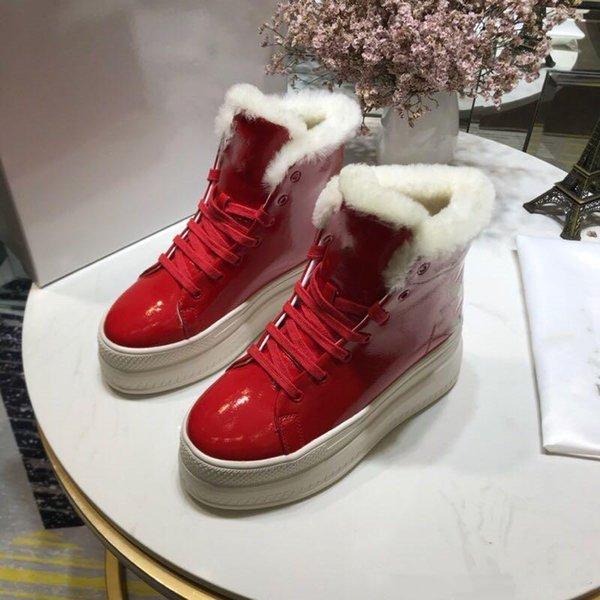 Hot New DeSsigner sapatos femininos botas Fashion Designer Mulheres sapatos sapatos de luxo da marca designer de moda de luxo Shoes Mulheres Inverno Botas