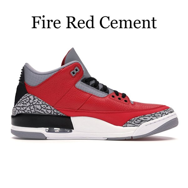 Fire Red Cement