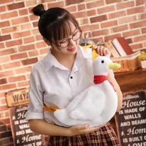 Duck Plush Crossbody Bag Adulto Kid Girls Cartoon animali forma tracolla Messenger Fashion Gift LJJP215