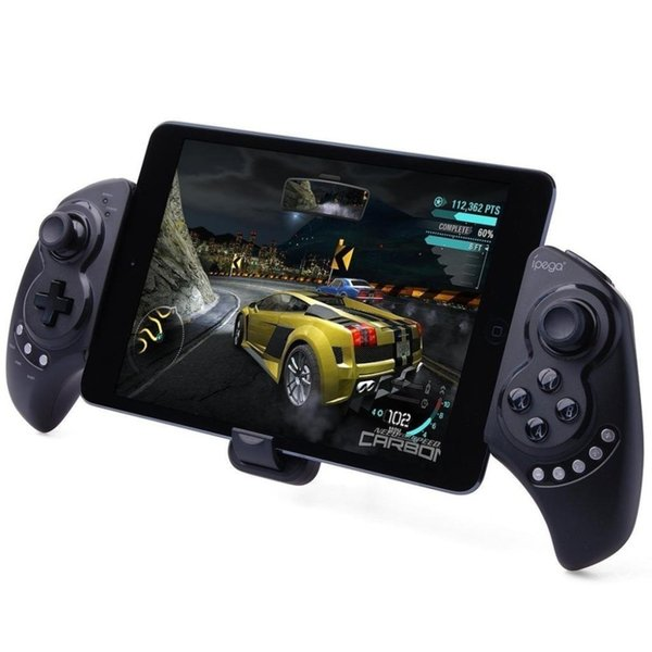 Yoteen Bluetooth Gamepad Telescopic Wireless Game Controller for 5-10 inch tablets and phones for iPad Android Phone iPhone