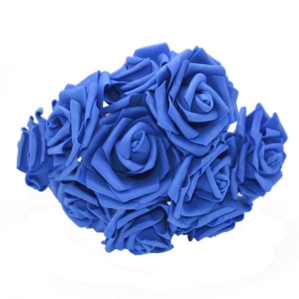 königsblau kein Blatt