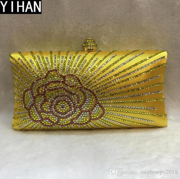 Fabrika bağımsız marka lüks çanta sıcak zincir çanta moda ziyafetler sert kutuları düğün ziyafetler kadınlar eller akşam ziyafet çant ...
