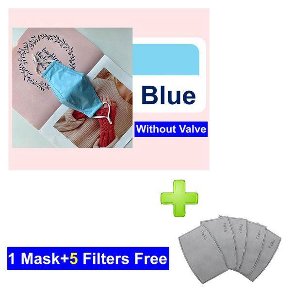 Blu Senza Valve