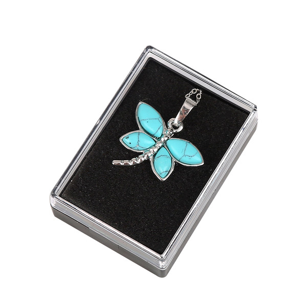 Dragonfly alloy pendant men and women fashion simple popular temperament dress wild jewelry