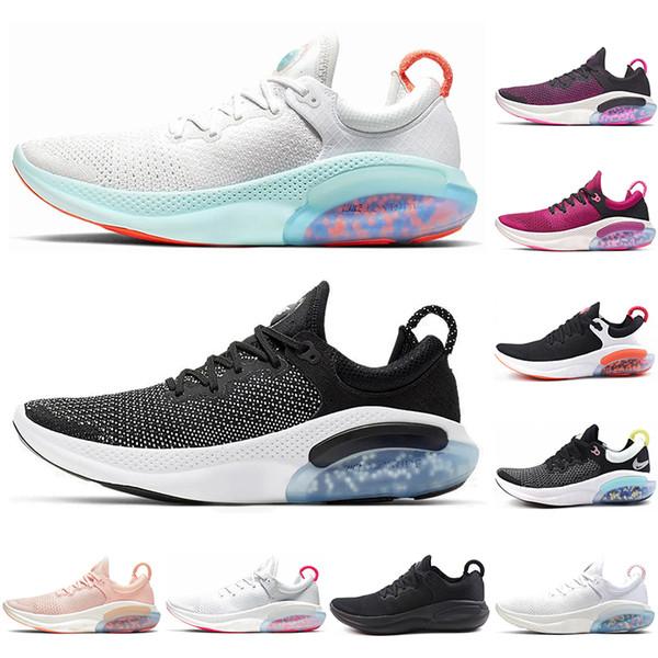 Nike En Yeni Sıcak satış Klasik Joyride Run FK Örme Erkekler Kadınlar en kaliteli Platin Ton Racer Atletik Erkek Eğitmenler Spor Sneakers Ayakkabı Koşu