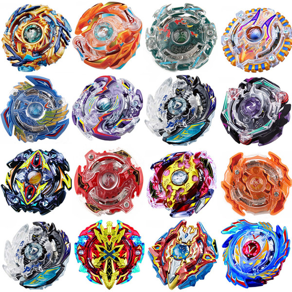 top popular NEW Beyblade Burst B82 B102 B100 B97 B66 B103 B86 B92 Starter Zeno Excalibur .M.I gyro spinning top without launcher kids toys 2019