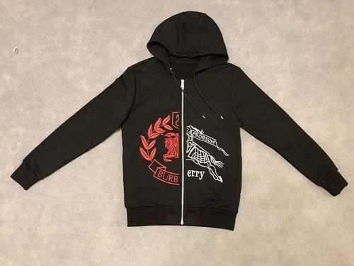 19ss marca de lujo de alta calidad soldado británico montando impresión chaqueta de dos colores diseñador de los hombres chaqueta con capucha diseño venta caliente etiqueta top 5454