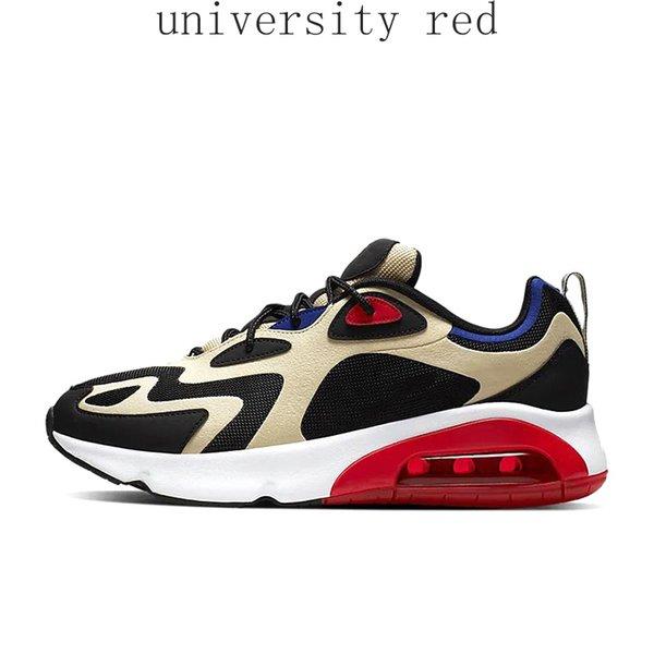 universidade vermelho