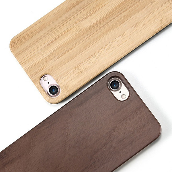 Fashion Custom Laser Engraving Blank Wood Cover Cell Phone Case For iphone X XR XS MAX