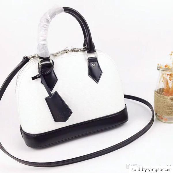 Высокое качество новой оригинальной воды рябь кожаная сумка дамы повседневная сумка для покупок