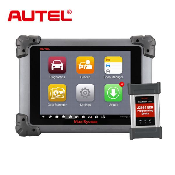 Autel MaxiSys MS908S Pro MS908SP Auto Diagnostic Conding J2534 ECU Programming update version of Autel Maxisys PRO MS908P MS908