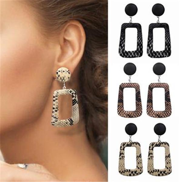 b9671f9b5a41 Pendientes de gota de gran tamaño de la vendimia para las mujeres grandes  pendientes geométricos declaración