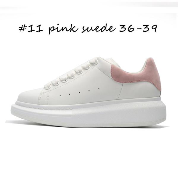 # 11 розовая замша