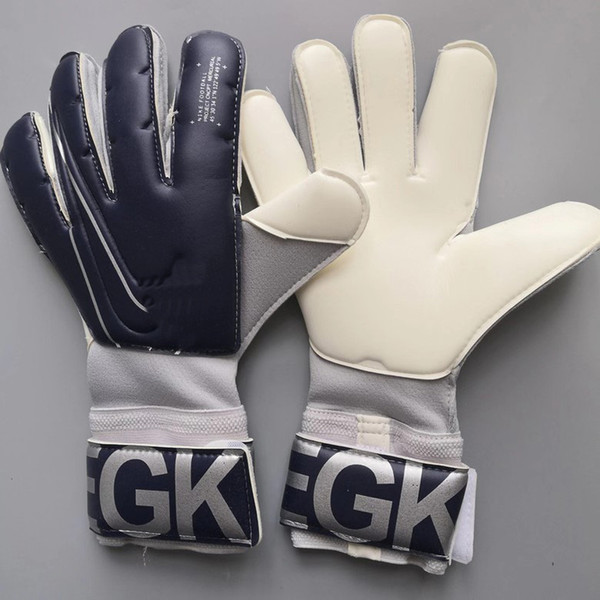 best selling 2020 Top VG3 NK Logo Goalkeeper Gloves without fingersave Top Latex Soccer Football Gloves-latex Plam Goal Keeper Gloves Bola De Futebol