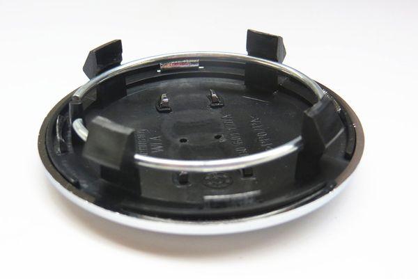 4pcs 69mm gray/black Wheel Center Cap / Wheel Hub Cap Cover Car Badge Emblem For audi A4 A6 RS6 Logo ALLOY BADGE,4B0601170A,Car styling