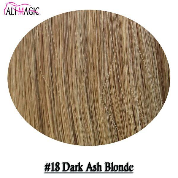 #18 Dark Ash Blonde