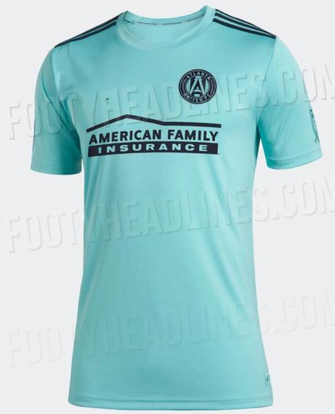 Maillot de football maillot de football maillot MLS Atlanta United FC 2019 2020 Maillot de football 19 20 Maillot de football MLS Parley Atlanta United