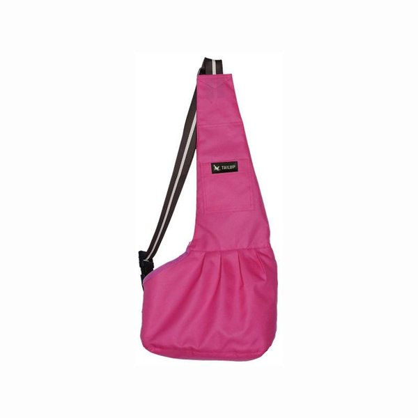 Pets Dog Bag Letter Printing Outcrop Single Shoulder Wrap Keep Warm Package All Season Carry Red Black 26 3jg C1