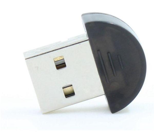 Lote Adaptador de Bluetooth USB 2.0 V2.0 EDR usb bluetooth Dongle adaptador inalámbrico. 55