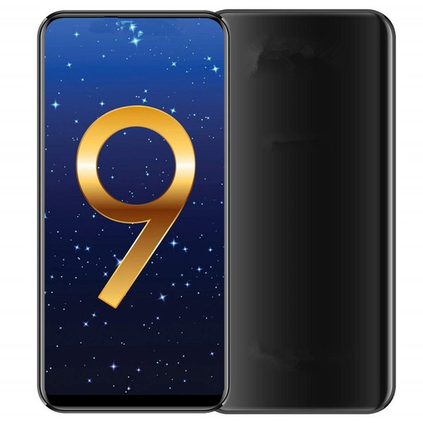 6.3Inch Smartphones Note9 Note 9 Show 1G Ram 4G Rom lTE GPS WIFI Cell Phone