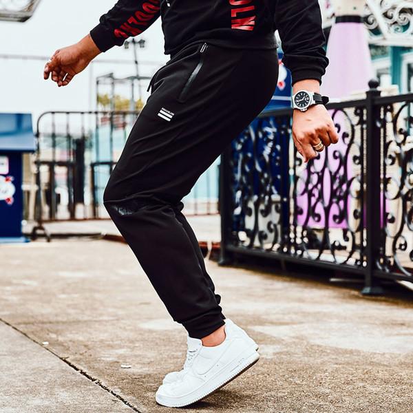 Plus Size 4XL 5XL 6XL Men Sweatpants Fashion Fitness Jogging Pants Streetwear Modis Hip Hop Trousers Male Brand Clothes