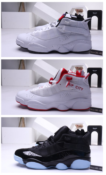 Candy splash-ink Jogger Boost Running Shoes Fashion 6 Rings AJ6 designer mens trainers sports sneakers women shoes 322992-011-601 men traine