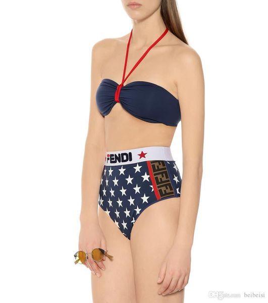 b56cb3491179aa Großhandel 2019 FF Bikini Bademode Badeanzug Frauen Bikini Set Knoten Seil  Badeanzug Biquini Beachwear Maillot De Bain Femme FD08 Von Xumenghan6688,  ...
