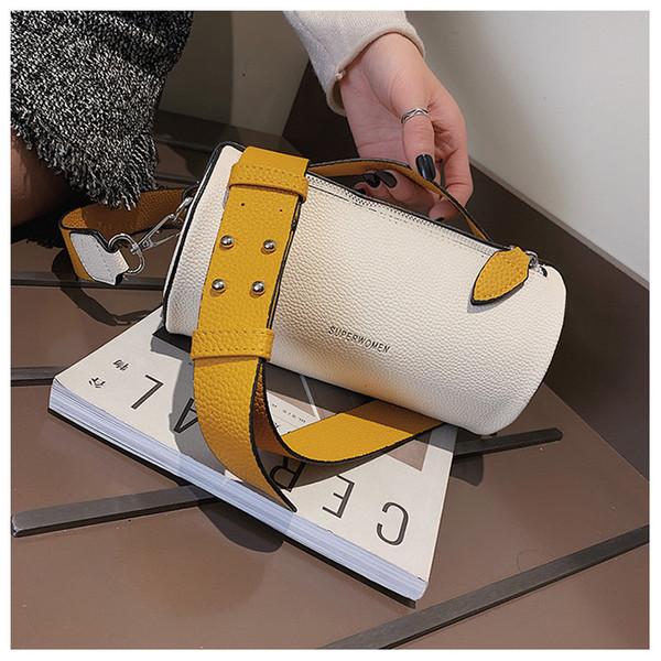 Boston Pillow Bags Purse Small Envelope Shoulder Single Strap bags Cross body Female Bolsa Sacs Saj Surperwomen wanggong /12