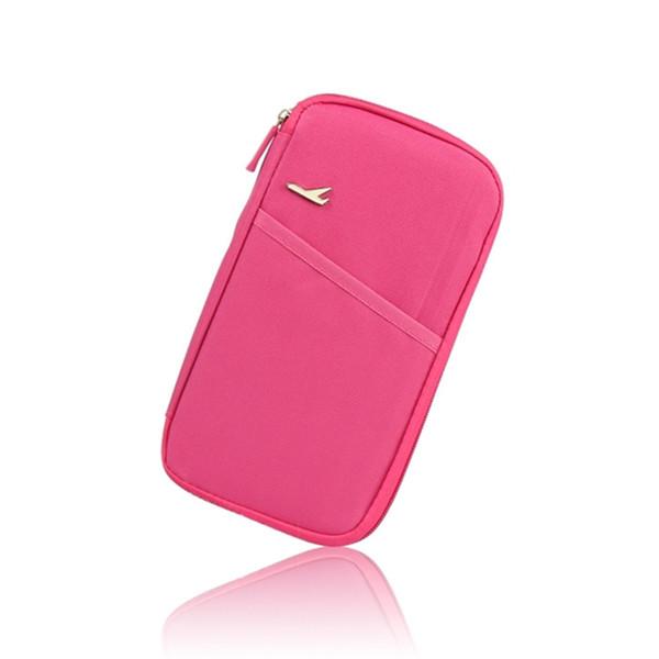 Travel Passport Cover Wallet Travelus Multifunction Credit Card Package ID Holder Storage Organizer Clutch Money Bag
