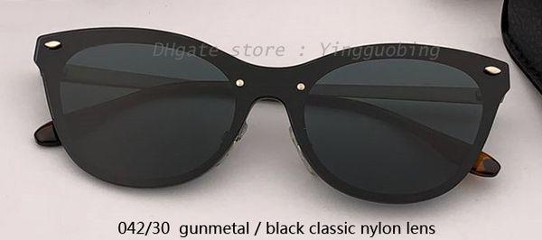 042/30 gunmetal/black classic