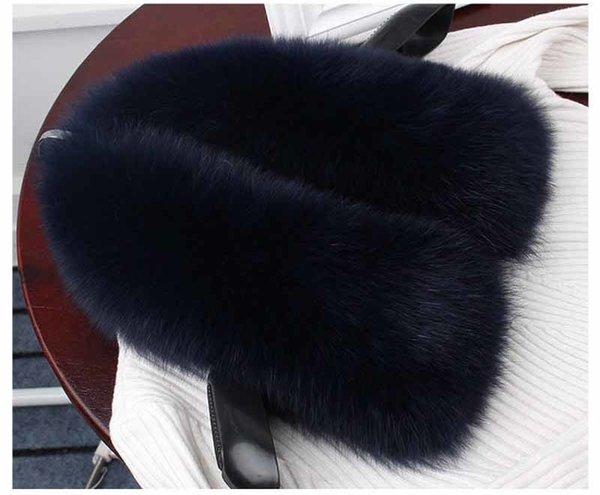dark blue-lining length 50cm