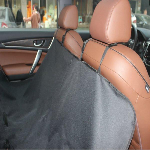 O fabricante vende a almofada do carro do animal de estimação assento traseiro impermeável anti-almofada de carro do tamanho do coxim do carro