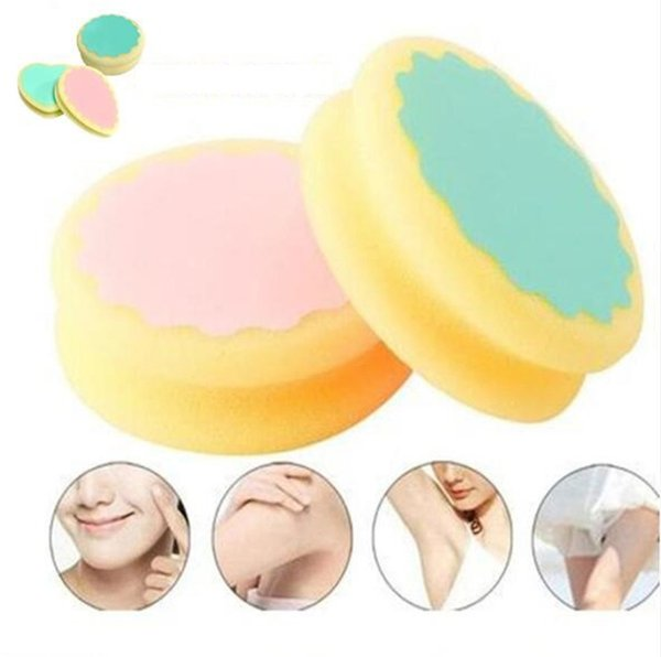 New design Magic Painless Sponge Hair Remover Epilator Shaver Shaving Machine Razor for Leg Arm Underarm