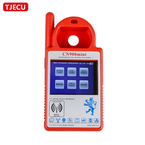 TJECU CN900 Mini Transponder Key Programmer Firmware Version V1.32.2.19 for 4C 46 4D 48 G Chips