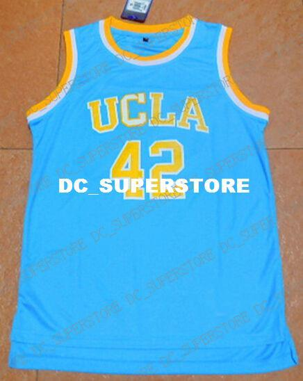 Cheap custom Kevin Love #42 UCLA jersey Stitched Customize any number name MEN WOMEN YOUTH XS-5XL