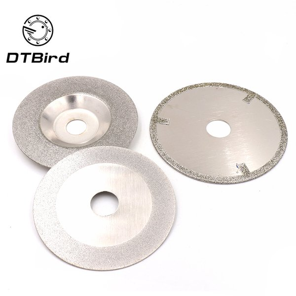 B3 10pcs 16mm Diamond Cut Off Disc Wheel Rotary Cutting Tools With Two Mandrel A