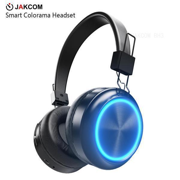 JAKCOM BH3 Nuevo producto para auriculares Smart Colorama en auriculares Auriculares para teléfono móvil que cubren la televisión Skx