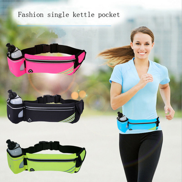 Unisex Waist Pack Running Kettle Bag Sports Pack Pouch Travel Bags Belt Money Holiday Pocket /BY