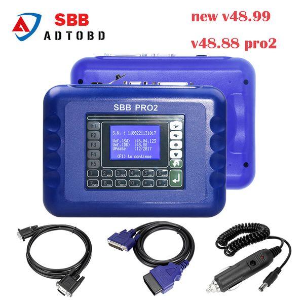 Silca Key Programmer new SBB2 V48.99 V48.88 Pro2 Support New Cars Multi Langauge sbb Key Programmer Replace SBB v46.02 v33.02