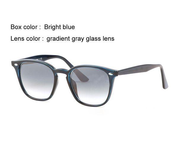 bleu gris dégradé