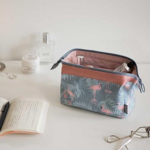 Косметичка Многофункциональная дорожная сумка Макияж для туалетных принадлежностей Чехол для хранения