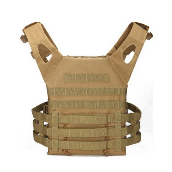by dhl or ems 50pcs hot JPC Tactical Vest Mens Hunting Vest Outdoor Training Army Swat Vests Men Waistcoat Protective Equipment