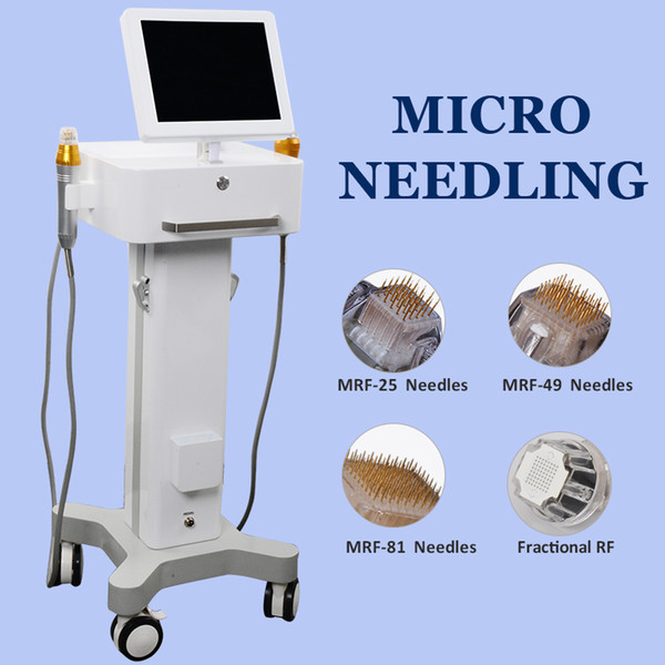 2019 Best Microneedle Machine Fractional Rf Skin Tightening Thermage Acne  Treatment Remove Stretch Marks Clinic Use Micro Needling Devices Rf  Tripolar
