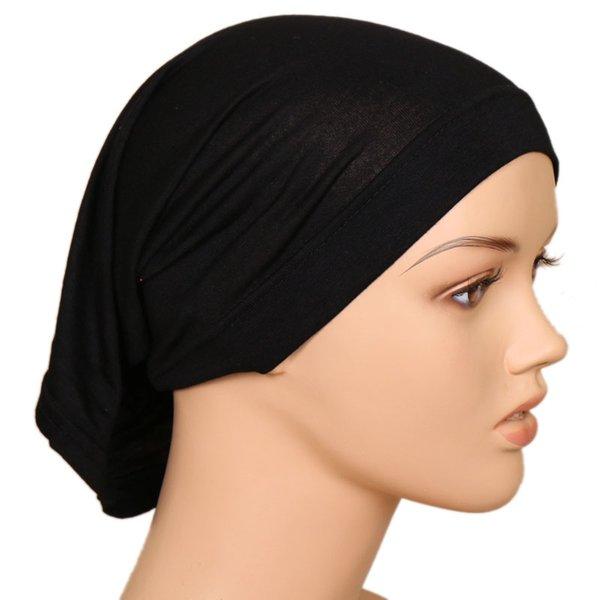 cappello nero 180-85cm