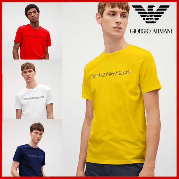 2f47248a4a Acquista T Shirt Con Stampa A Onde Da Uomo T Shirt Da Donna Con Streetwear  Streetwear Paris Lovers Tshirt Con Girocollo Estivo Tops Da Uomo A $20.52  ...