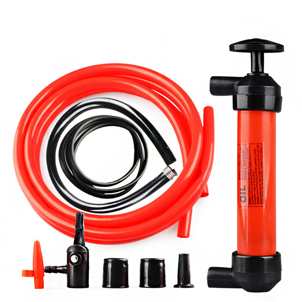 best selling Car Transfer Hand Syringe Oil Fuel Pump Oil Sucker Oil Change Fluid Extractor Sucking Pipe Gun Pump Extractor Engine Tool Vacuum